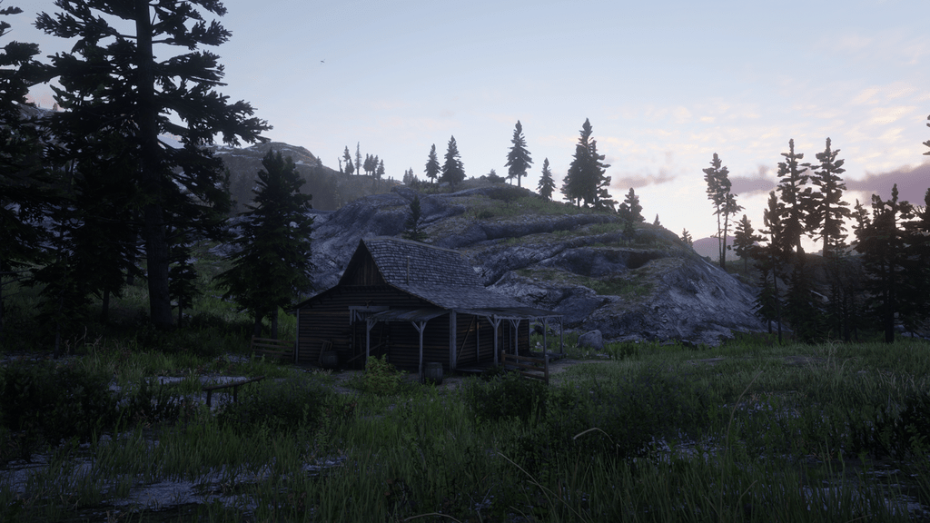 Grizzlies Moonshine Shack Location